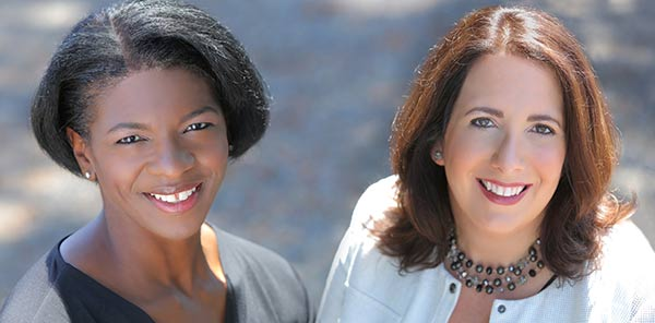 Attorneys Doreen Hartwell and Laura Thalacker