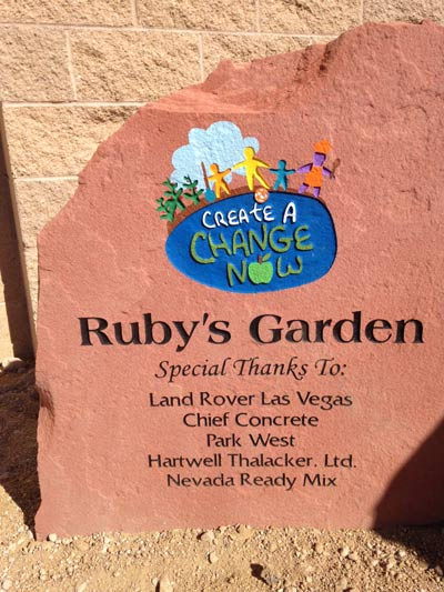 Hartwell Thalacker, Ltd. is the sponsor of a community garden located at the Ruby Duncan Elementary School.